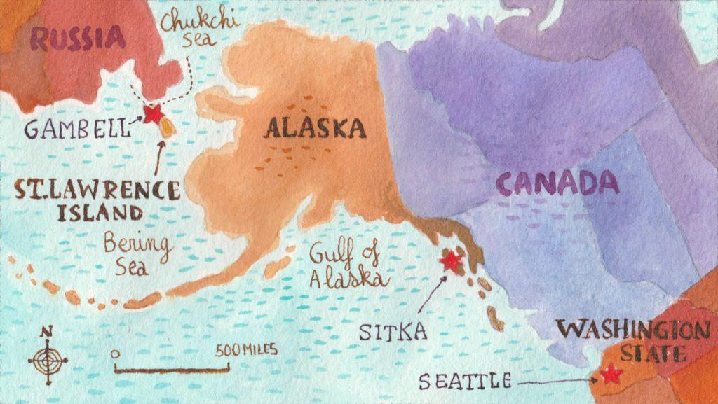Gambell-Alaska